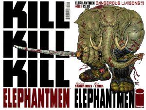 Elephantmen #21 (2009)