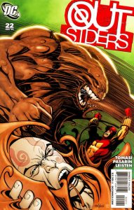 The Outsiders #22 (2009)