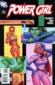 Power Girl #5 (2009)