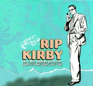 Rip Kirby #1 (2009)