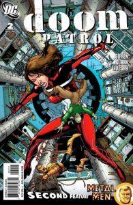 Doom Patrol #2 (2009)