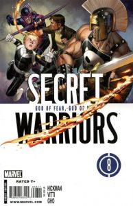 Secret Warriors #8 (2009)