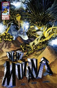 New Mutants #5 (2009)