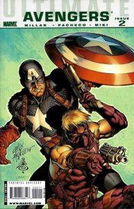 Ultimate Avengers #2 (2009)