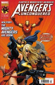 Avengers Unconquered #9 (2009)
