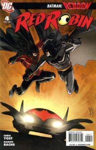 Red Robin #4 (2009)