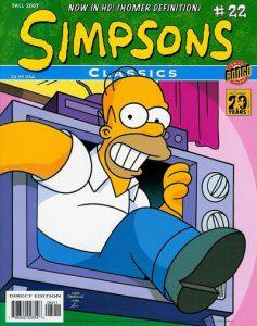Simpsons Classics #22 (2009)