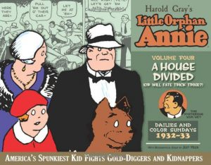 The Complete Little Orphan Annie #4 (2009)