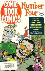 Comic Book Comics #4 (2009)