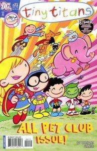 Tiny Titans #21 (2009)