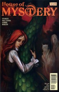 House of Mystery #18 (2009)