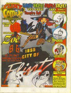 Flint Comix & Entertainment #6 (2009)