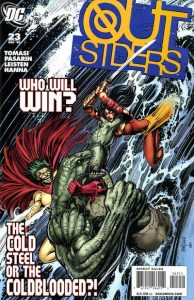 The Outsiders #23 (2009)