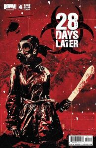 28 Days Later #4 (2009)