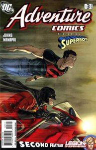 Adventure Comics #3 / 506 (2009)