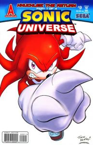 Sonic Universe #9 (2009)