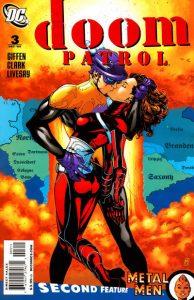 Doom Patrol #3 (2009)