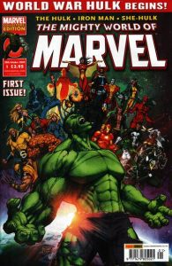 The Mighty World of Marvel #1 (2009)