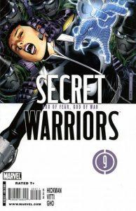 Secret Warriors #9 (2009)