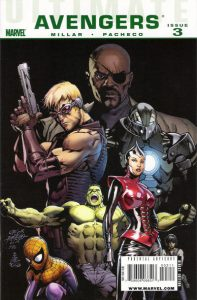 Ultimate Avengers #3 (2009)