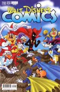 Walt Disney's Comics and Stories #700 (2009)