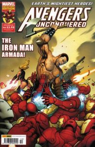 Avengers Unconquered #10 (2009)