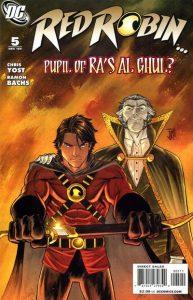 Red Robin #5 (2009)