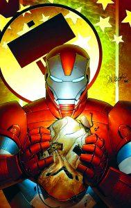 Invincible Iron Man #19 (2009)
