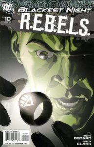 R.E.B.E.L.S. #10 (2009)