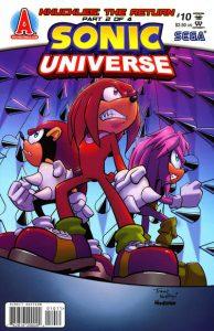 Sonic Universe #10 (2009)