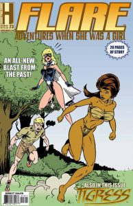 Flare Adventures #23 (2009)