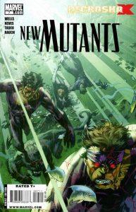 New Mutants #7 (2009)