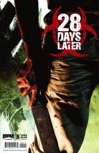28 Days Later #5 (2009)