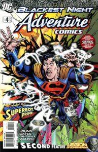 Adventure Comics #4 / 507 (2009)