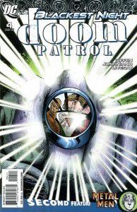 Doom Patrol #4 (2009)