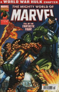 The Mighty World of Marvel #2 (2009)