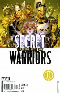 Secret Warriors #10 (2009)