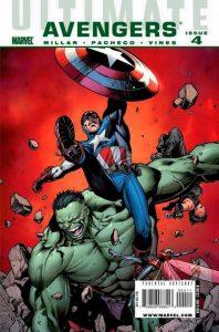 Ultimate Avengers #4 (2009)