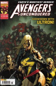 Avengers Unconquered #11 (2009)