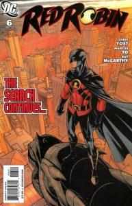 Red Robin #6 (2009)