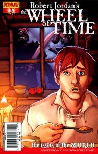 Robert Jordan's The Wheel of Time: The Eye of the World #3 (2009)