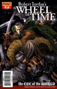 Robert Jordan's The Wheel of Time: The Eye of the World #2 (2009)