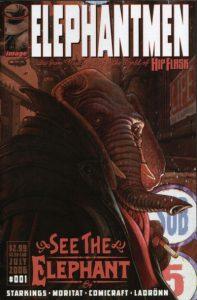 Elephantmen #1 (2009)