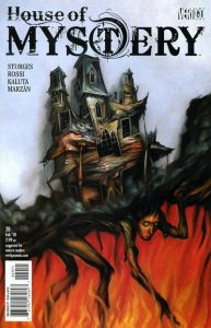 House of Mystery #20 (2009)