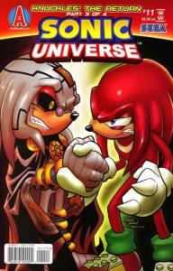 Sonic Universe #11 (2009)