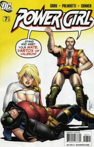 Power Girl #7 (2009)
