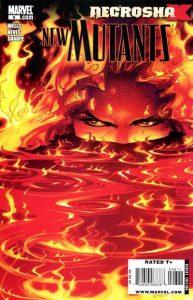 New Mutants #8 (2009)