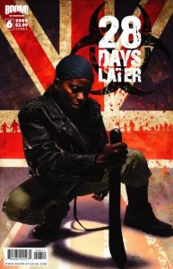 28 Days Later #6 (2009)