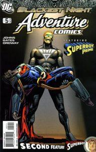 Adventure Comics #5 / 508 (2009)