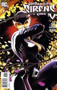 Gotham City Sirens #7 (2009)